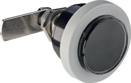 Hafele 231.85.030 Becode Air Plus Electronic RFID Lock