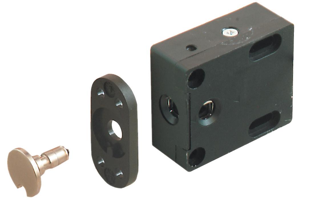 Hafele 237.56.050 Electric Cabinet Lock