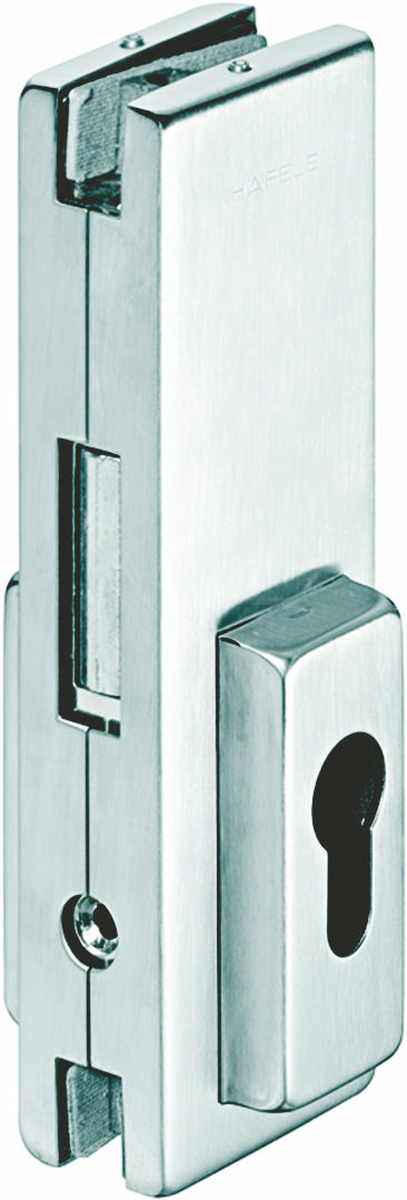 Hafele 981.00.410 Center Door Patch Lock