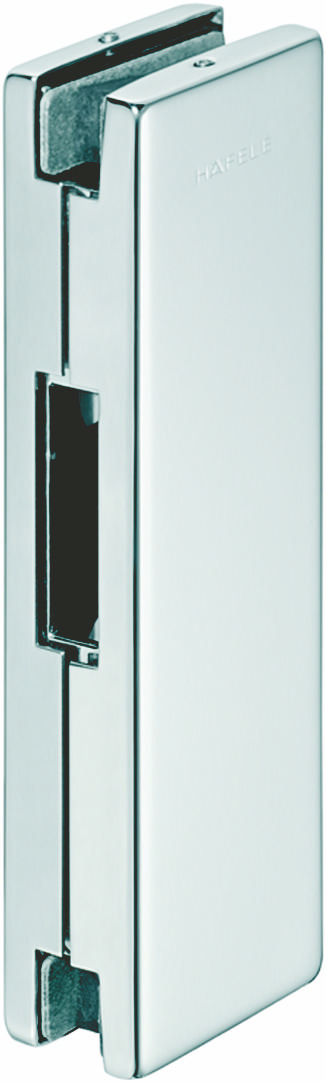 Hafele 981.00.420 Center Door Patch Strike