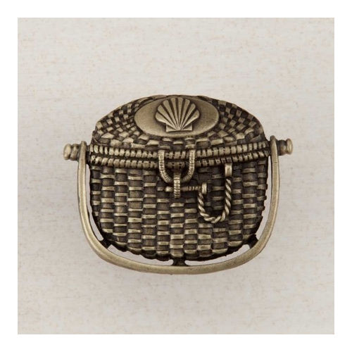 Acorn DPBAP Artisan Collection Knob Nantucket Basket 1-3/8