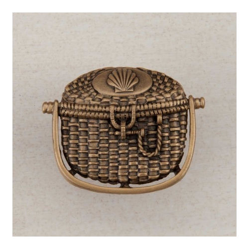 Acorn DPBGP Artisan Collection Knob Nantucket Basket 1-3/8