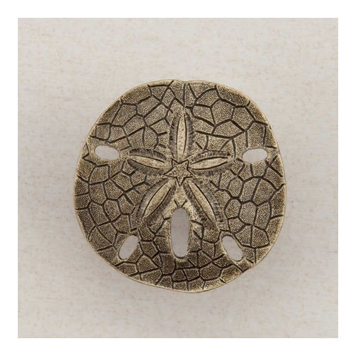 Acorn DPDAP Artisan Collection Knob Sanddollar 1-1/2