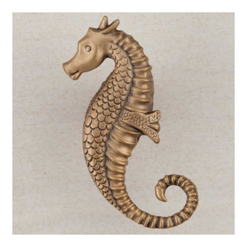 Acorn DPEGP Artisan Collection Knob Seahorse 2-1/4