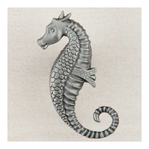 Acorn DPEPP Artisan Collection Knob Seahorse 2-1/4