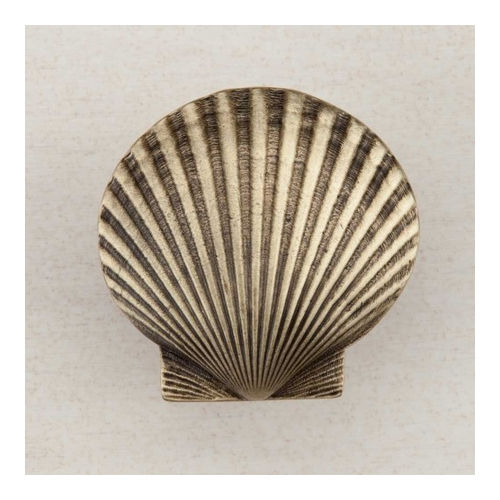 Acorn DPGAP Artisan Collection Knob Large Scallop 1-5/8