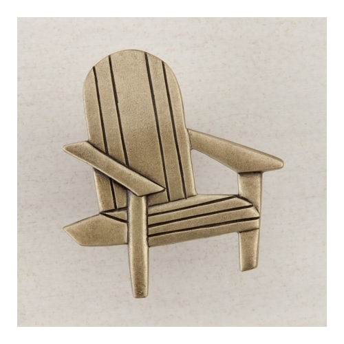 Acorn DPJAP Artisan Collection Knob Beach Chair 1-3/4