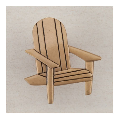 Acorn DPJGP Artisan Collection Knob Beach Chair 1-3/4