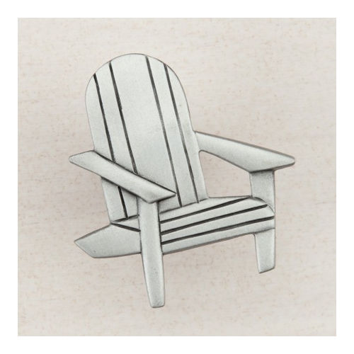 Acorn DPJPP Artisan Collection Knob Beach Chair 1-3/4