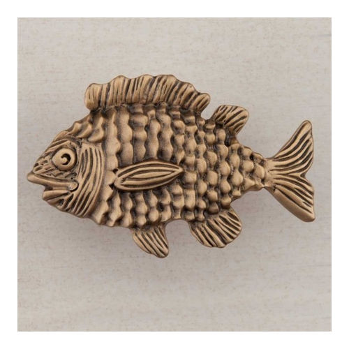 Acorn DPLGP Artisan Collection Knob Fun Fish 1-5/8