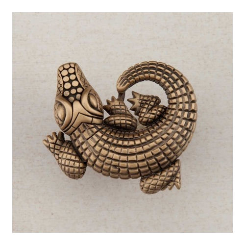Acorn DPMGP Artisan Collection Knob Alligator 1-1/2