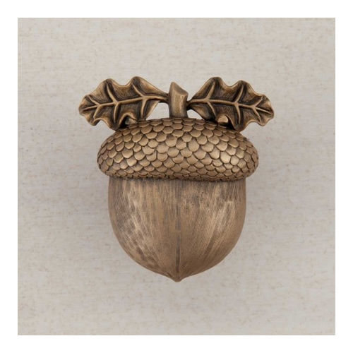Acorn DQ3GP Artisan Collection Knob Acorn 1-3/8
