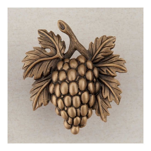 Acorn DQ5GP Artisan Collection Knob Grapevine 2