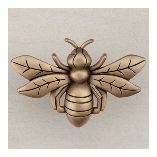 Acorn DQ7GP Artisan Collection Knob Bee 1-1/2