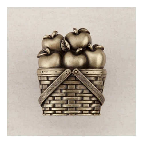 Acorn DQAAP Artisan Collection Knob Apple Basket 1-1/2