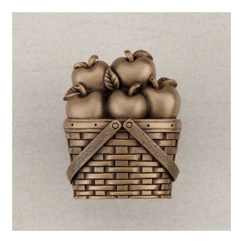 Acorn DQAGP Artisan Collection Knob Apple Basket 1-1/2