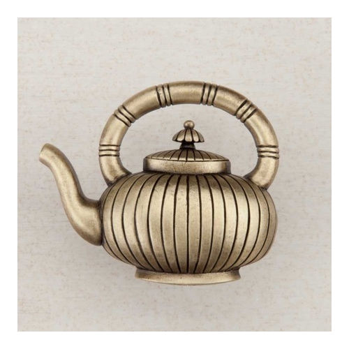 Acorn DQCAP Artisan Collection Knob Teapot 1-1/2