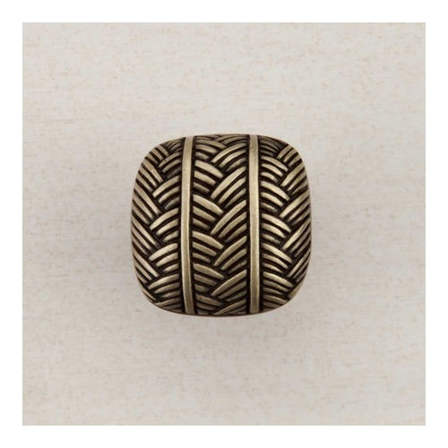 Acorn DQEAP Artisan Collection Knob Woven Square 1