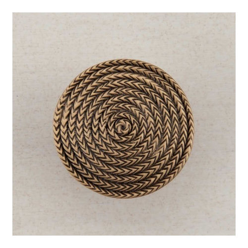 Acorn DQHGP Artisan Collection Knob Rope Circle 1-1/2