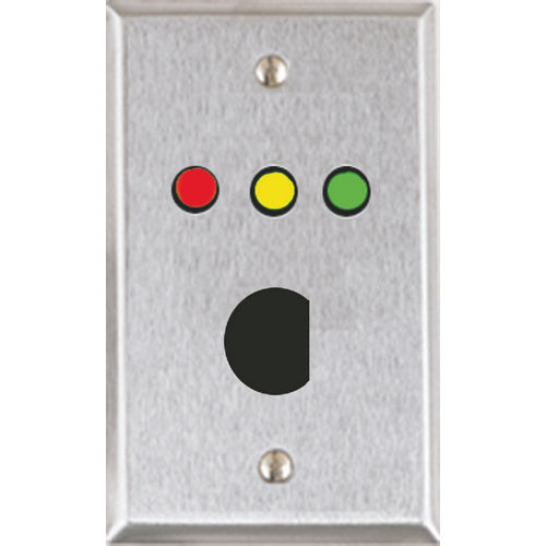 Alarm Controls RP-33 RP Wall Plate