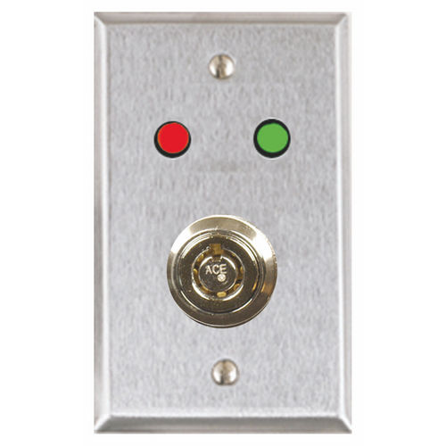 Alarm Controls RP-50 RP Wall Plate