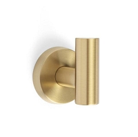 Amerock BH26542Bbz Robe Hook, Brushed Bronze
