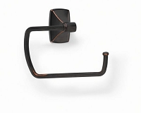 Amerock BH26501ORB Towel Ring, Oil-Rubbed Bronze
