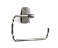 Amerock BH26501AS Towel Ring, Antique Silver