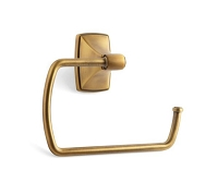 Amerock BH26501GB Towel Ring, Gilded Bronze
