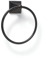 Amerock BH26511ORB Towel Ring, Oil-Rubbed Bronze