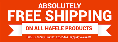free ground on hafele products