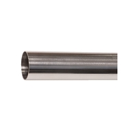 BHP 300SS Stainless Steel Shower Rod 5', Chrome