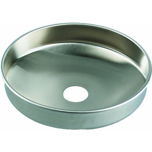 Bradley 187-053 Eyewash Bowl, Stainless