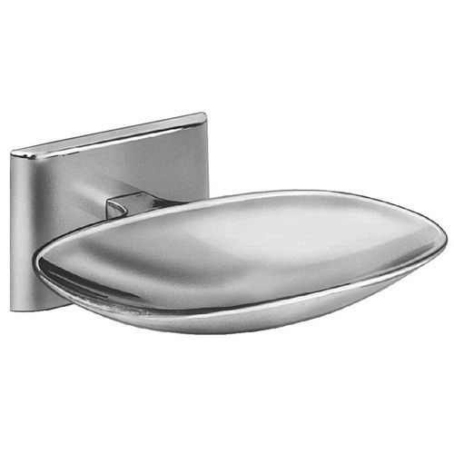 Bradley 901-600000 Soap Dish, Polished Brass, Surface-Mounted