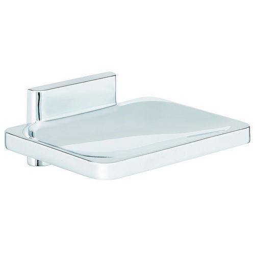 Bradley 921-000000 Soap Dish, Chrome Plated