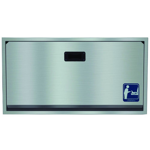 Bradley 962-000000 Baby Changing Station, Stainless