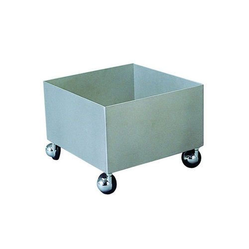Bradley S19-690A Cart for Pressurized Eyewash Tanks