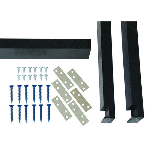 Bradley B033612-205 Base Kit for 3 Lockers