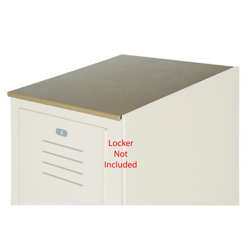 Bradley ST1236-202 Slope Top Kit for 3 Lockers