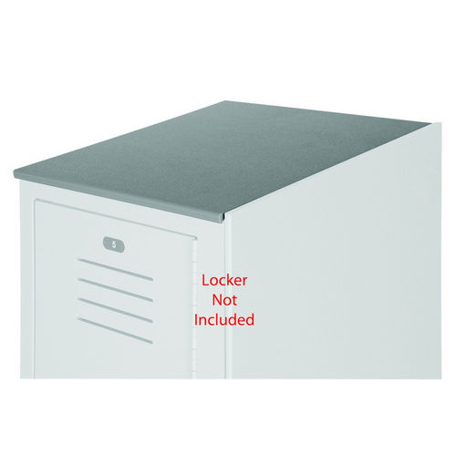 Bradley ST1236-200 Slope Top Kit for 3 Lockers