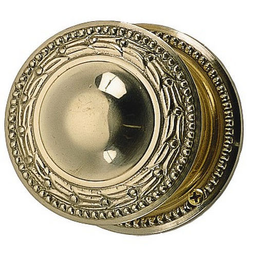 Brass Accents D05-K180A Laurel Collection Passage Set 2-3/8