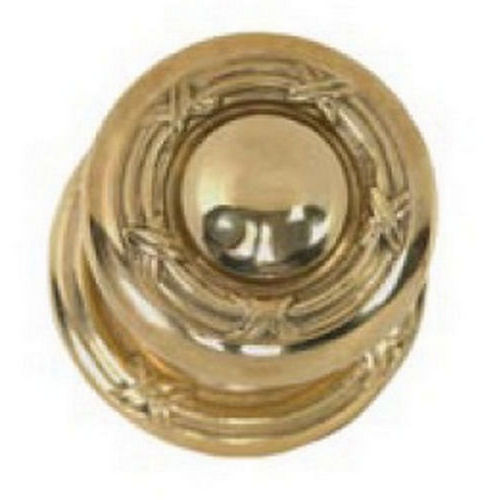 Brass Accents D05-K725A Ribbon & Reed Collection Passage Set 2-3/8