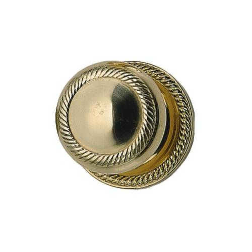 Brass Accents D06-K010A Charleston Collection Passage Set 2-3/8