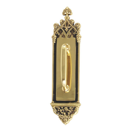 Brass Accents A04-P5601-RV5-610 Gothic 3-3/8