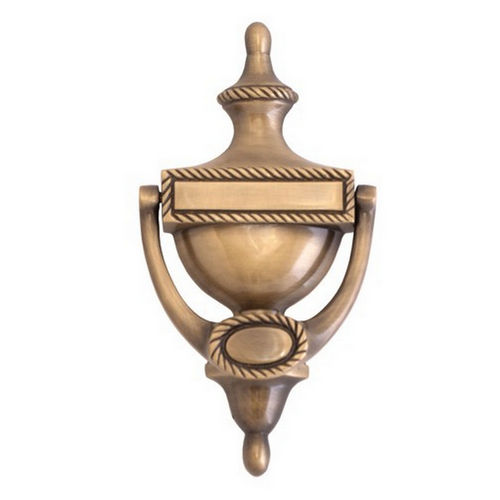 Brass Accents A06-K0170 Rope Knocker 8