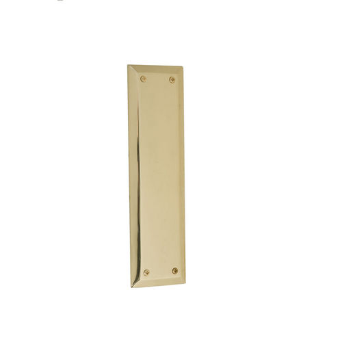 Brass Accents A07-P5400 Quaker Push Plate 2-3/4