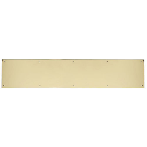 Brass Accents A09-P0840-605 Kick Plate 8