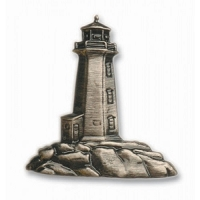 Buck Snort Lodge 125 Knob Stand-Alone Lighthouse
