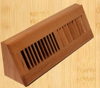 Decor Grates WL15BB Baseboard Design In Solid Brass Floor Registers 15