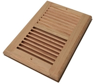 Decor Grates WL614R-U Heritage Floor Registers 6
